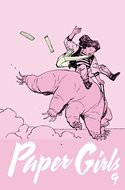Paper Girls (Grapa 32 pp) #9