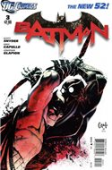 Batman Vol. 2 (2011-2016) (Saddle-stitched) #3