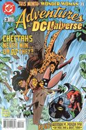 Adventures in the DC Universe (comic grapa usa) #3
