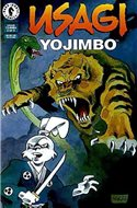 Usagi Yojimbo Vol. 3 (Grapa) #3