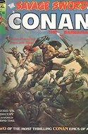 The Savage Sword of Conan the Barbarian (1974-1995) (Grapa) #1