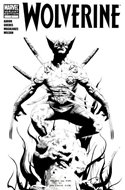 Wolverine (2010-2012 Variant Cover) (Comic Book) #1.4