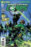 Green Lantern Corps Vol. 3 (2011-2015) (Comic-Book) #4