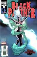 Black Panther Vol. 4 (2005-2008) (Grapa) #8