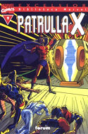 Biblioteca Marvel: Patrulla-X (2000-2001) (Rústica 160 pp) #9