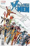 All-New X-Men Vol. 2 (Variant Cover) (Comic Book) #2