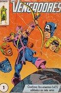 Los Vengadores Vol. 1 (Retapado Rústica. 1983-1994) #0