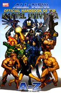 All-New Official Handbook of the Marvel Universe A to Z (Hardcover) #6