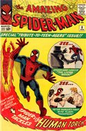 The Amazing Spider-Man Vol. 1 (1963-2007) (Comic-book) #8