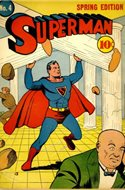 Superman Vol. 1 / Adventures of Superman Vol. 1 (1939-2011) (Comic Book) #4