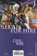 Heroes for Hire Vol. 2 (2006-2007) (Comic-Book) #1