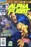 Alpha Flight Vol. 2 (1998-1999) (Grapa) #6