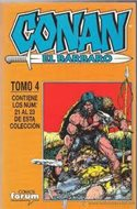 Conan el Bárbaro (Rústica retapado) #4