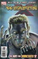 Weapon X Vol. 2 (2002-2004) (Comic Book) #1