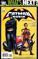 Batman and Robin Vol. 1 (2009-2011) (Comic Book) #1.1