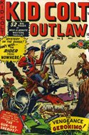 Kid Colt Outlaw Vol 1 (Comic-book.) #9
