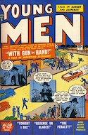 Cowboy Romances / Young Men (Comic Book 48 pp) #8