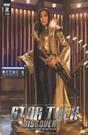 Star Trek: Discovery - Succession (Variant Cover) (Comic Book) #2