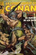 La Espada Salvaje de Conan. Vol 1 (1982-1996) (Grapa. B/N.) #3