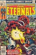 The Eternals Vol.1 (1976-1978) (Comic book. 32 pp) #9