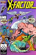 X-Factor Vol. 1 (1986-1998) (Comic Book) #7