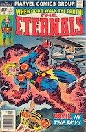 The Eternals Vol.1 (1976-1978) (Comic book. 32 pp) #3