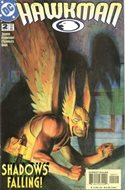 Hawkman Vol. 4 (2002-2006) (Comic book) #2