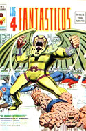 Los 4 Fantasticos Vol. 2 (56 páginas (1974)) #3