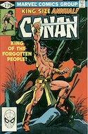 Conan The Barbarian Annuals (1973-1987) (Grapa, 48 págs.) #6