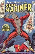 Sub-Mariner Vol. 1 (Grapa) #5