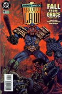 Judge Dredd Legends of the Law (Cómic grapa) #9