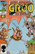Groo The Wanderer Vol. 2 (1985-1995) (Grapa) #4