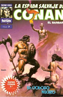 Super Conan. La Espada Salvaje de Conan (Cartoné 2ª Edición.) #7