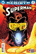 Superman Vol. 4 (2016-2018) (Comic Book) #3