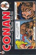 Conan. Los daily-strip comics (1989) (Grapa. 17x26 apaisado. 48 páginas. B/N.) #8