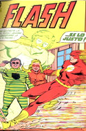 Flash (1984-1985) (Grapa 36 pp) #8