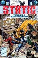 Static (Comic Book) #5