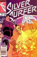 Silver Surfer Vol. 3 (1987-1998) (Comic Book) #5