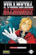 Fullmetal Alchemist (Rústica con sobrecubierta) #1