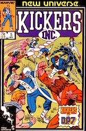 Kickers, Inc. Vol 1 (Comic-book.) #5