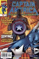Captain America: Sentinel of liberty. Vol 1 (Comic-Book) #9