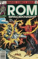 Rom SpaceKnight (1979-1986) #4