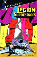 La Legión de Superhéroes. Clásicos DC (Rústica 192-224 pp) #4