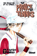 The Prince of Tennis (Rústica con sobrecubierta) #2