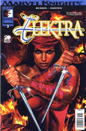 Elektra (2002-2004). Marvel Knights (Grapa 24 pp) #3