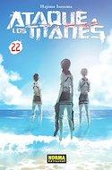 Ataque a los Titanes (Rústica con sobrecubierta) #22