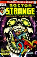 Doctor Strange Vol. 2 (1974-1987) (Comic Book) #4
