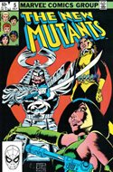 The New Mutants (Comic Book) #5