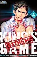 King's Game Extreme (Rústica con sobrecubierta) #4