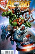 Avengers Assemble Vol. 2 (2012-2014 Variant Cover) (Comic Book) #1.1
